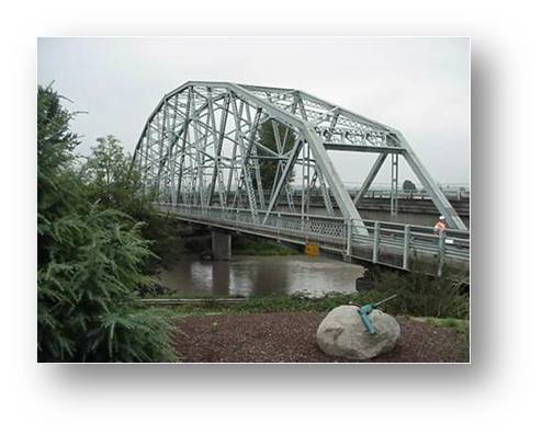 SR 167 Puyallup River (Meridian Street) Bridge Project