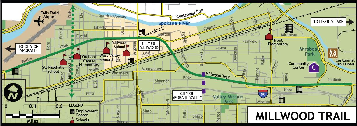 Millwood Trail Planning And Design