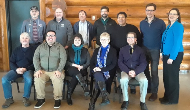 Chehalis Basin Board, February 2019